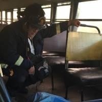 matan a piloto de bus ruta 11 en Mixco