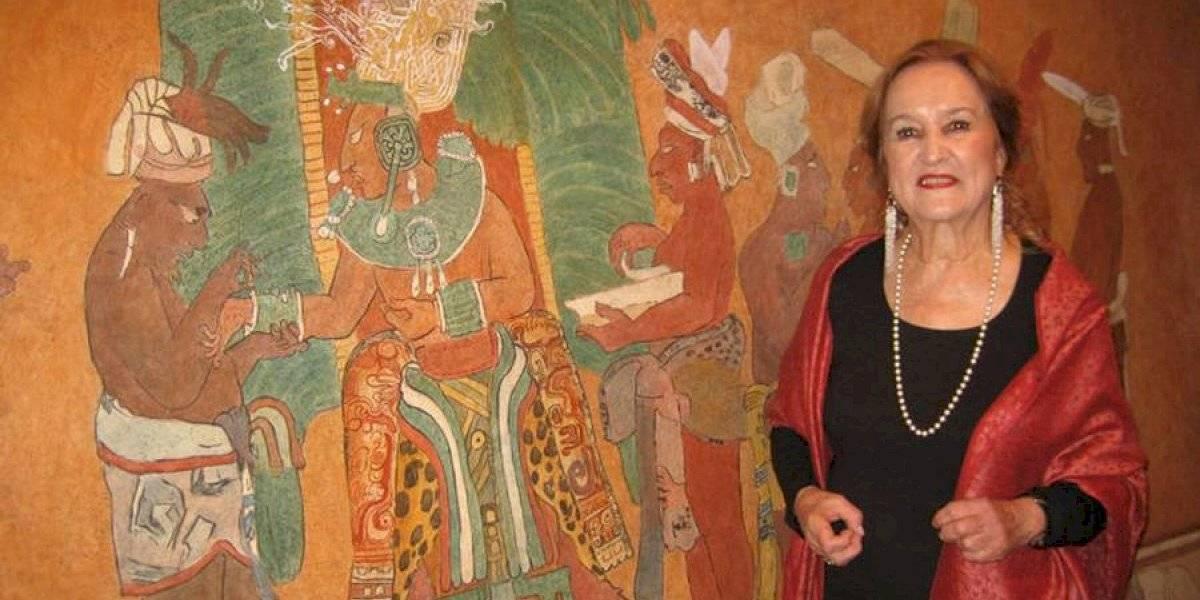 Muere la pintora guatemalteca Rina Lazo Wasem