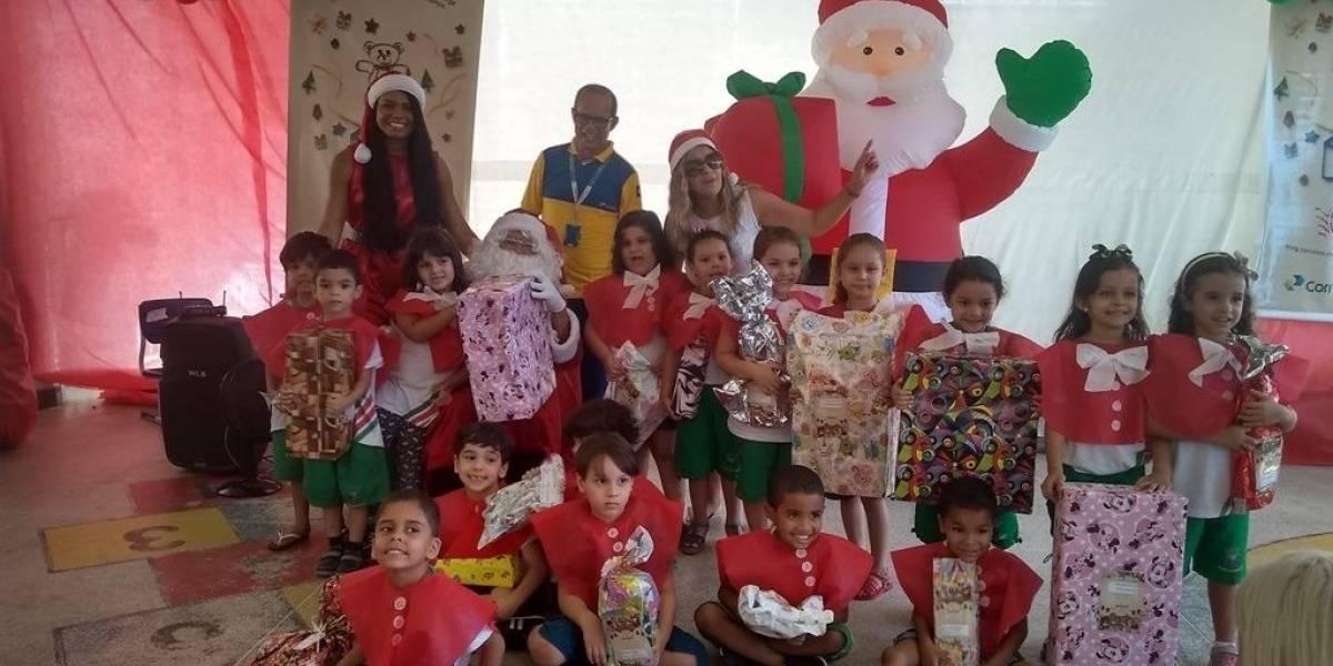 Papai Noel dos Correios começa oficialmente na segunda