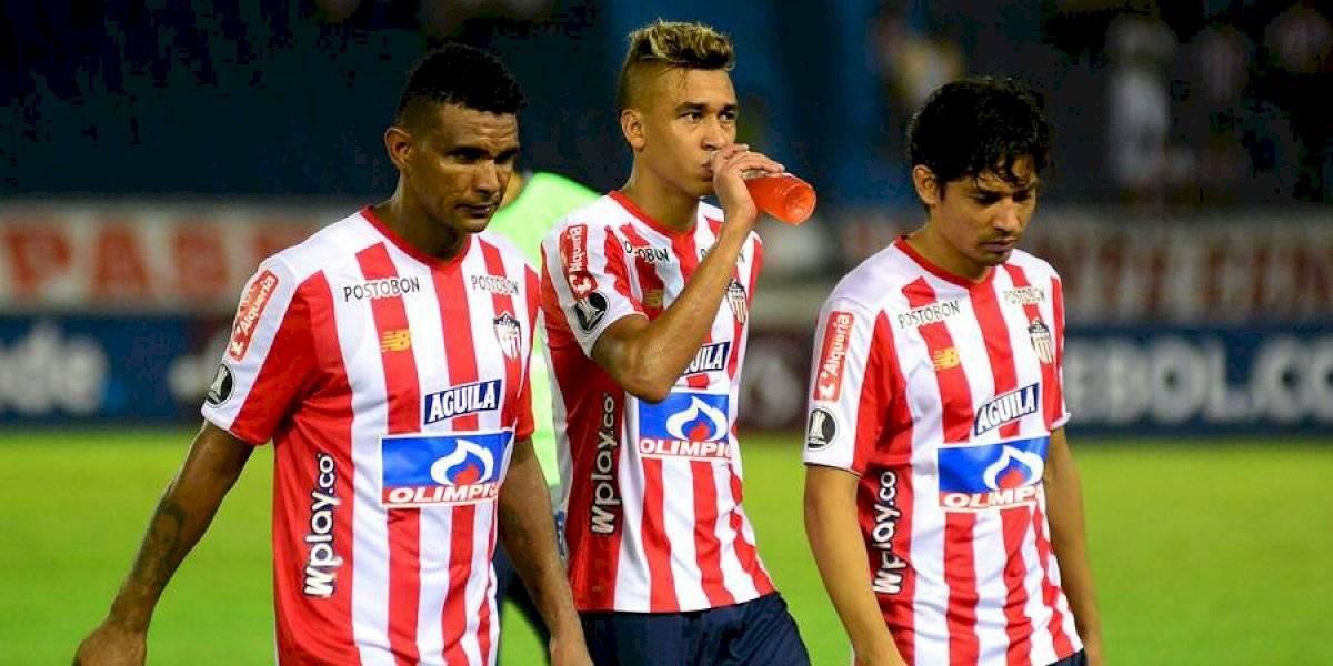 Prensa colombiana afirma que Matías Fernández abandonará Junior de Barranquilla en el 2020