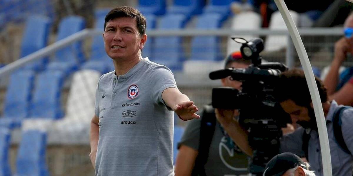 """""""Ganando aseguramos la clasificación"""": Cristián Leiva palpita el duelo de la Roja sub 17 ante Corea del Sur en el Mundial de Brasil"""