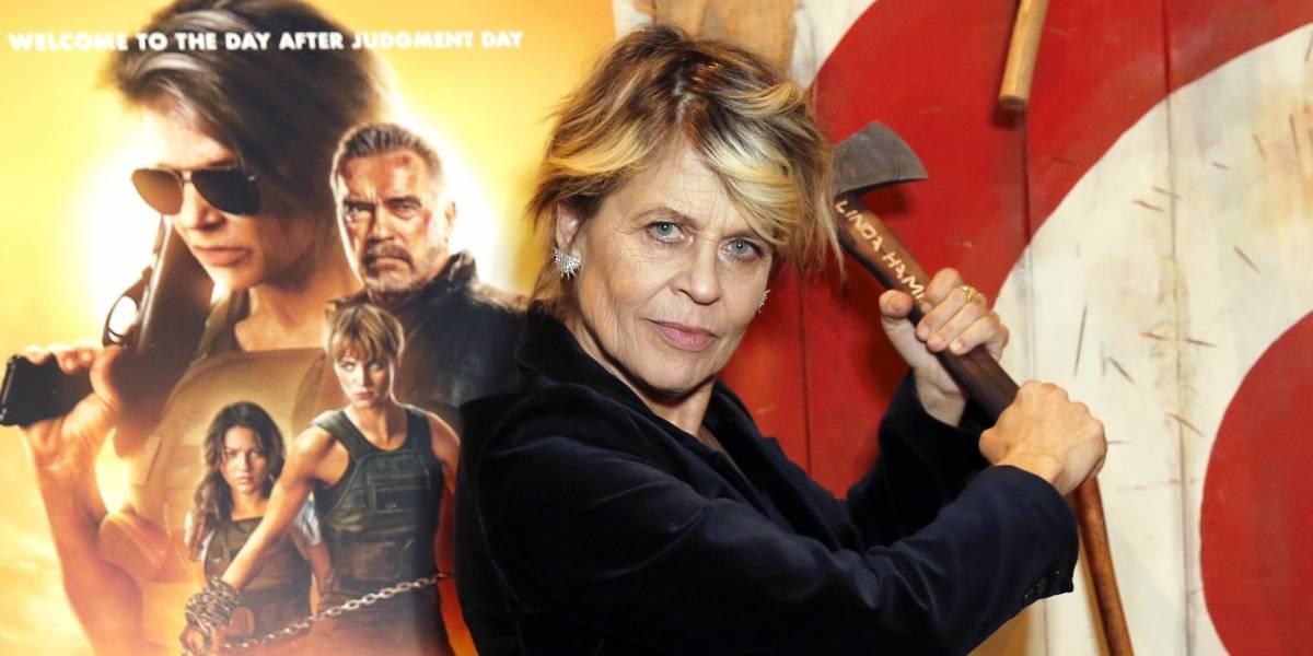 Linda Hamilton deixa em aberto retorno a outros filmes de 'O Exterminador do Futuro'