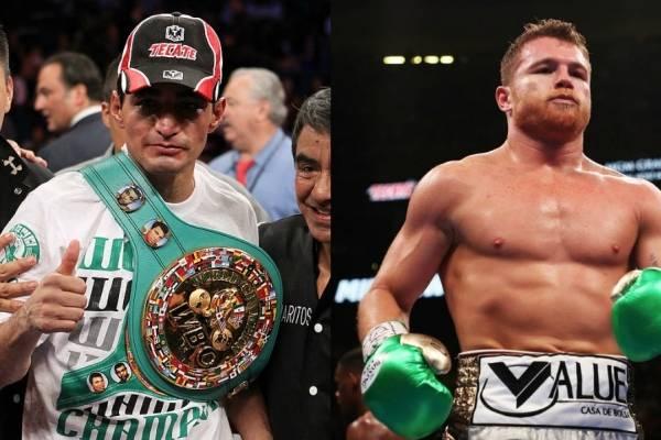 "Terrible"" Morales acusa que ""Canelo"" pelea contra rivales a punto ..."