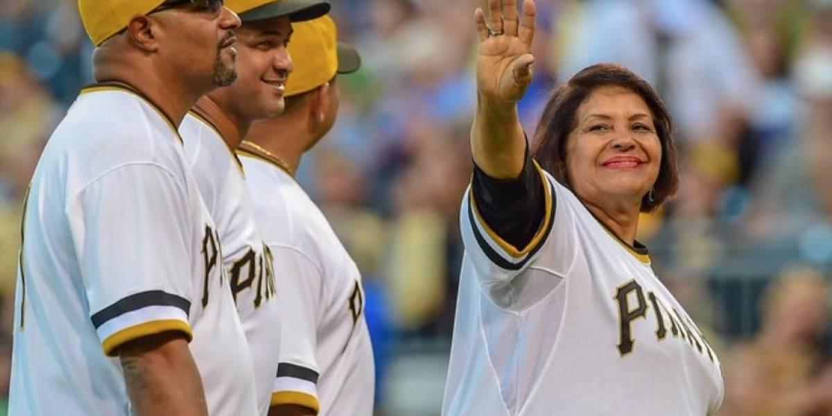 Falleció la viuda de Roberto Clemente en Puerto Rico