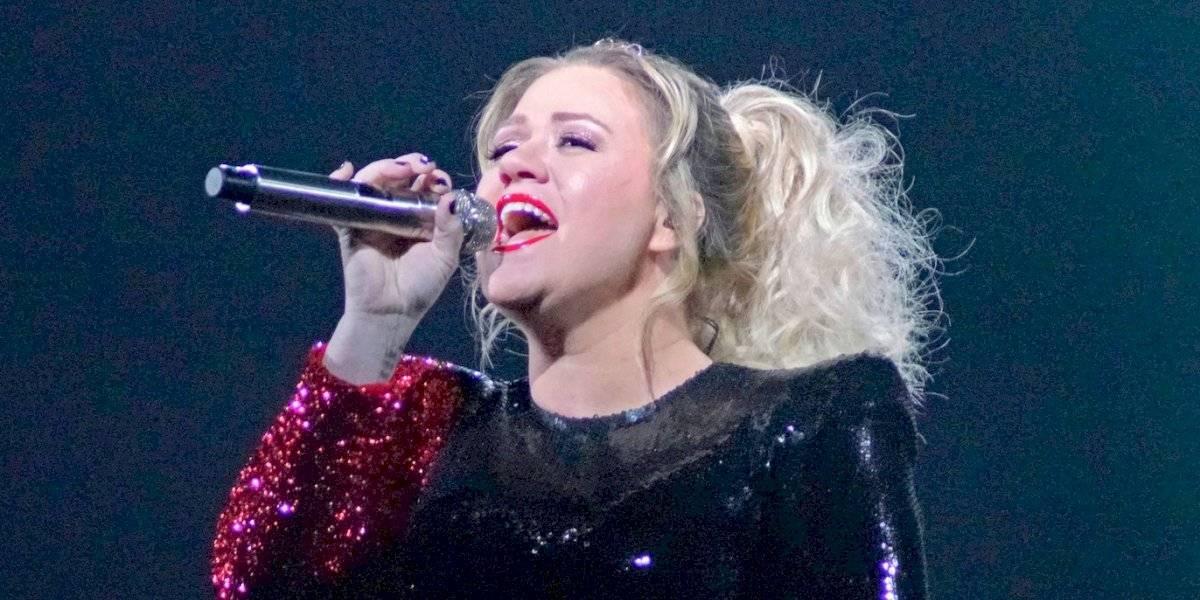 Kelly Clarkson anuncia residencia en Las Vegas