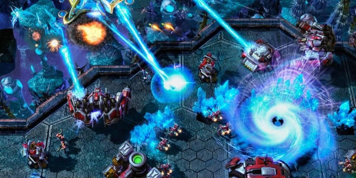 La inteligencia artificial venció a los mejores jugadores en StarCraft II
