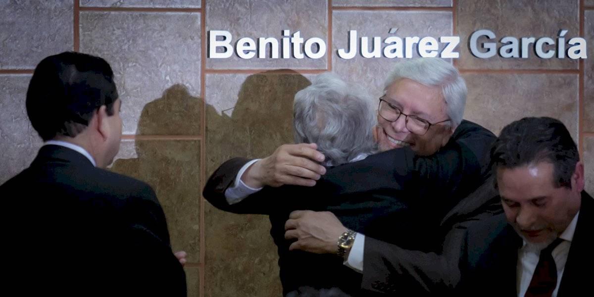Legal, toma de protesta de Bonilla por cinco años: Sánchez Cordero