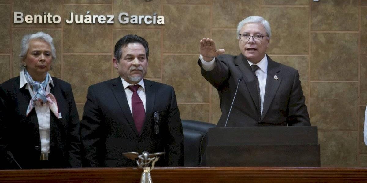 Jaime Bonilla asume como gobernador de Baja California por 5 años