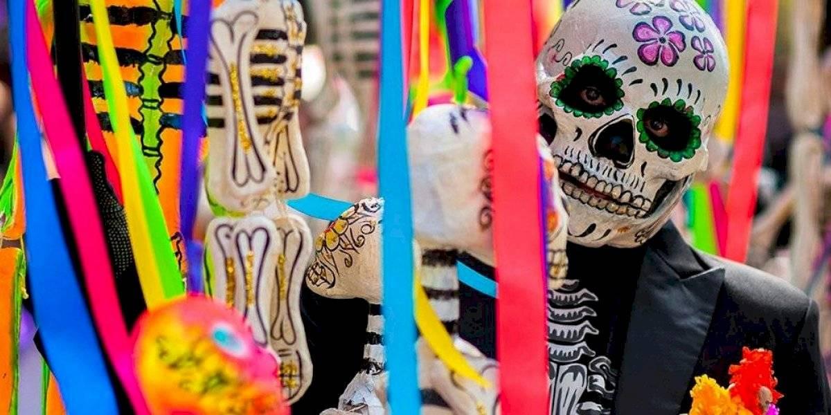 Twitter celebra el #DíadeMuertos con icónica 'aparición'
