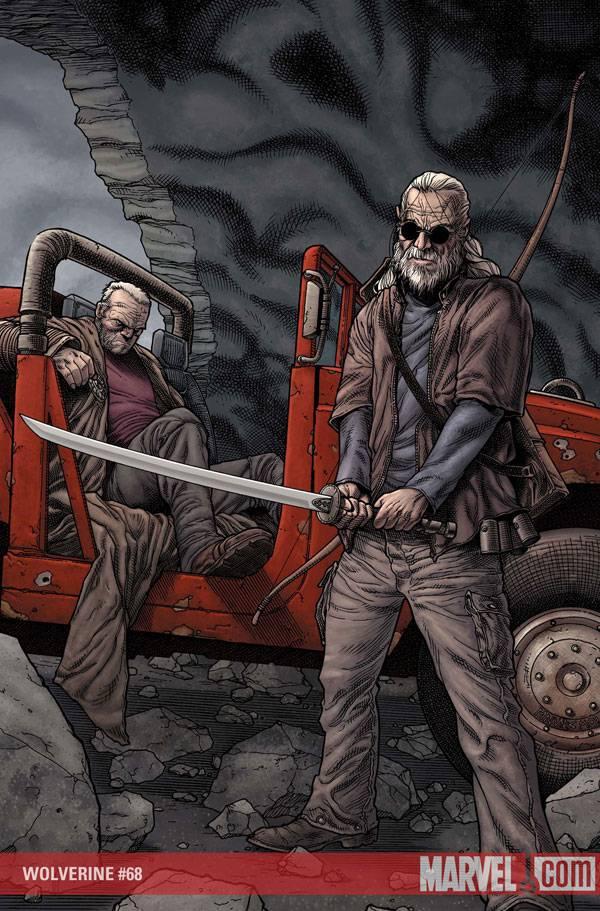 Marvel Old Man Logan