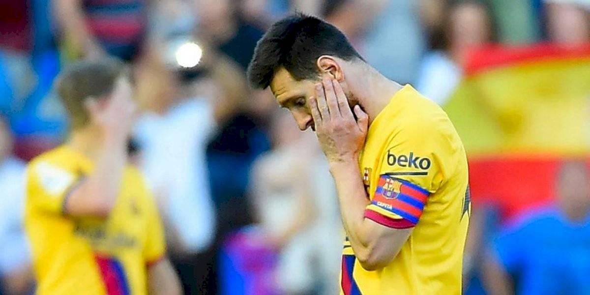 Barcelona cae y podría perder el liderato
