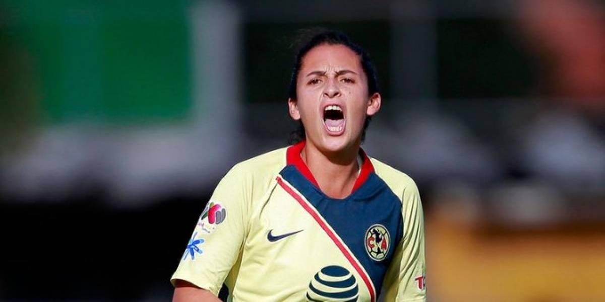 La enfermedad que provocó la muerte a la futbolista del Club América Femenil