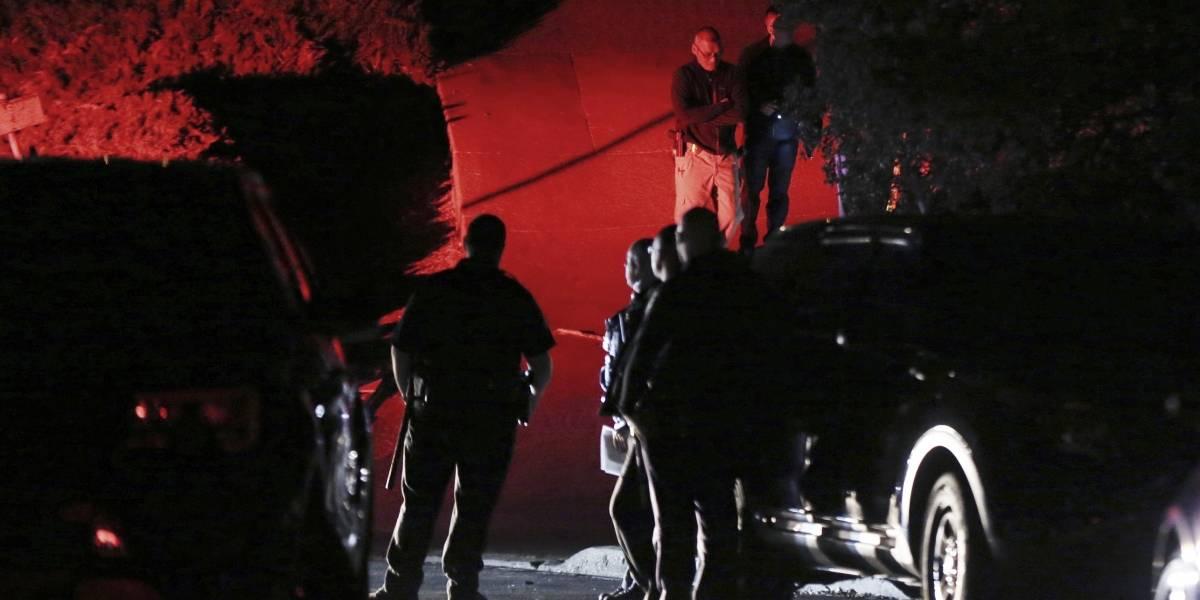 No hay detenidos tras tiroteo en California con 5 muertos