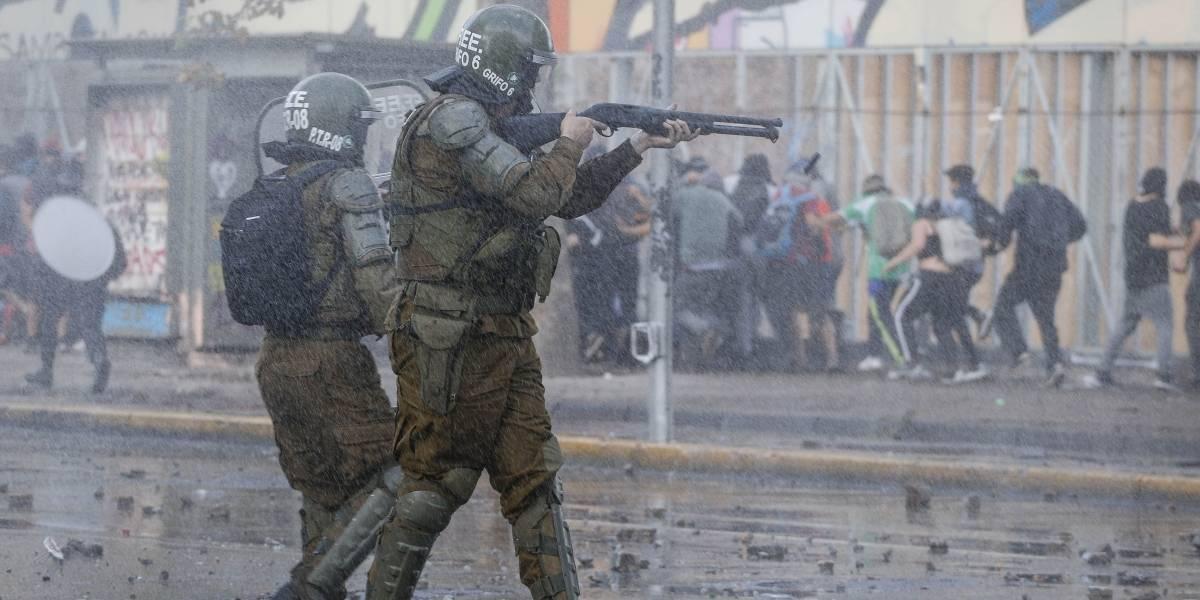 INDH cierra dos semanas de movilización con lamentable cómputo: más de 1.500 heridos y 4 mil detenciones