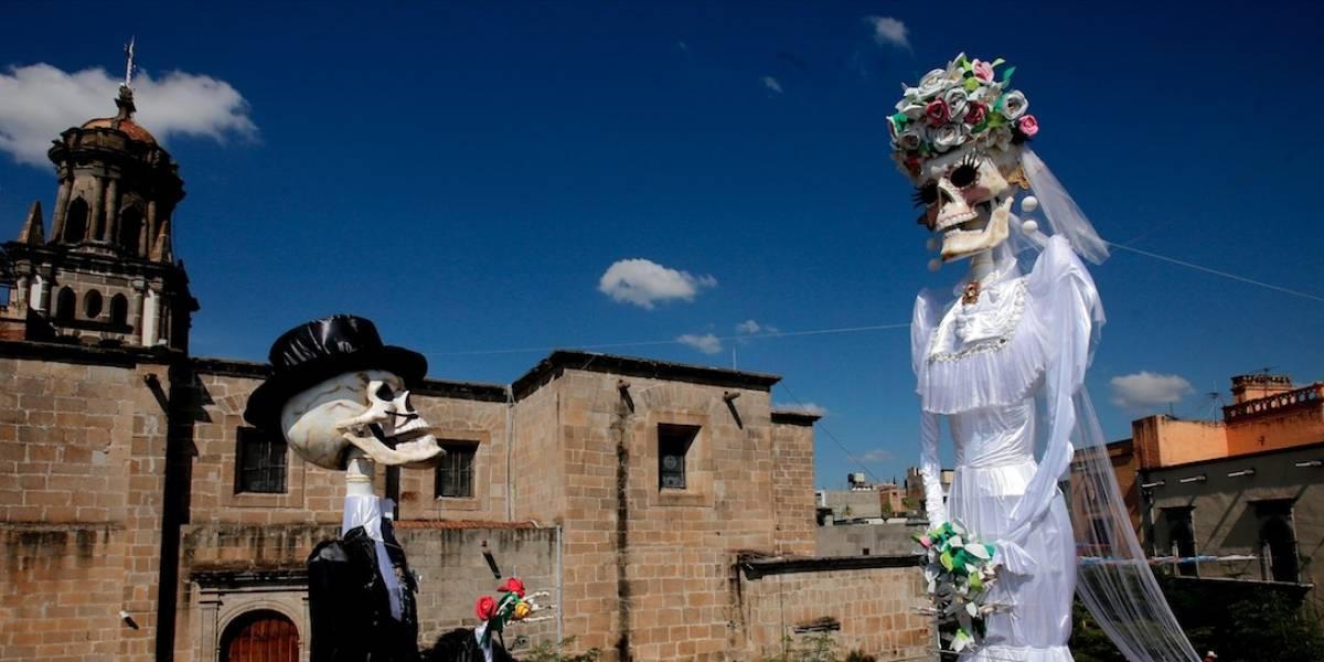 VIDEO. La gran fiesta que se vive en México por el Día de Muertos
