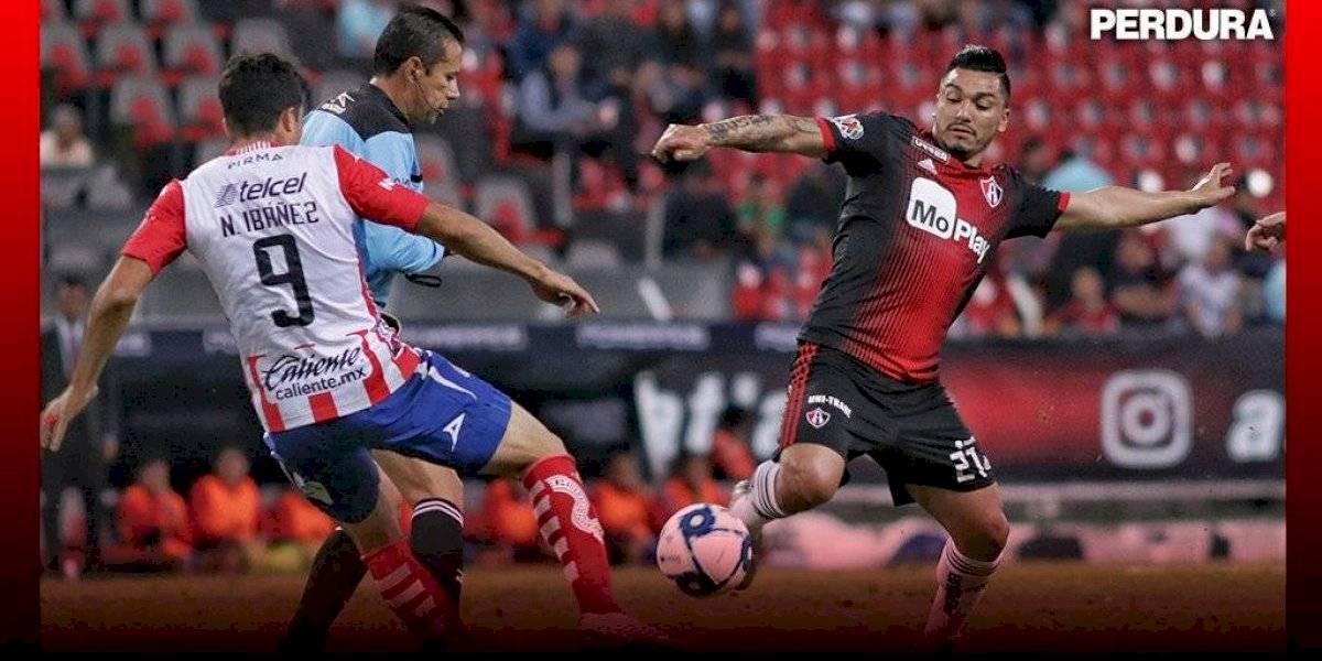 Lorenzo Reyes en Atlas y Felipe Mora en Pumas complicaron su acceso a los playoffs de la Liga MX