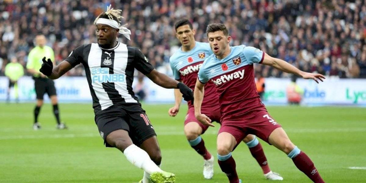 Pese a la tardía reacción el West Ham de Pellegrini cayó ante Newcastle en la Premier League