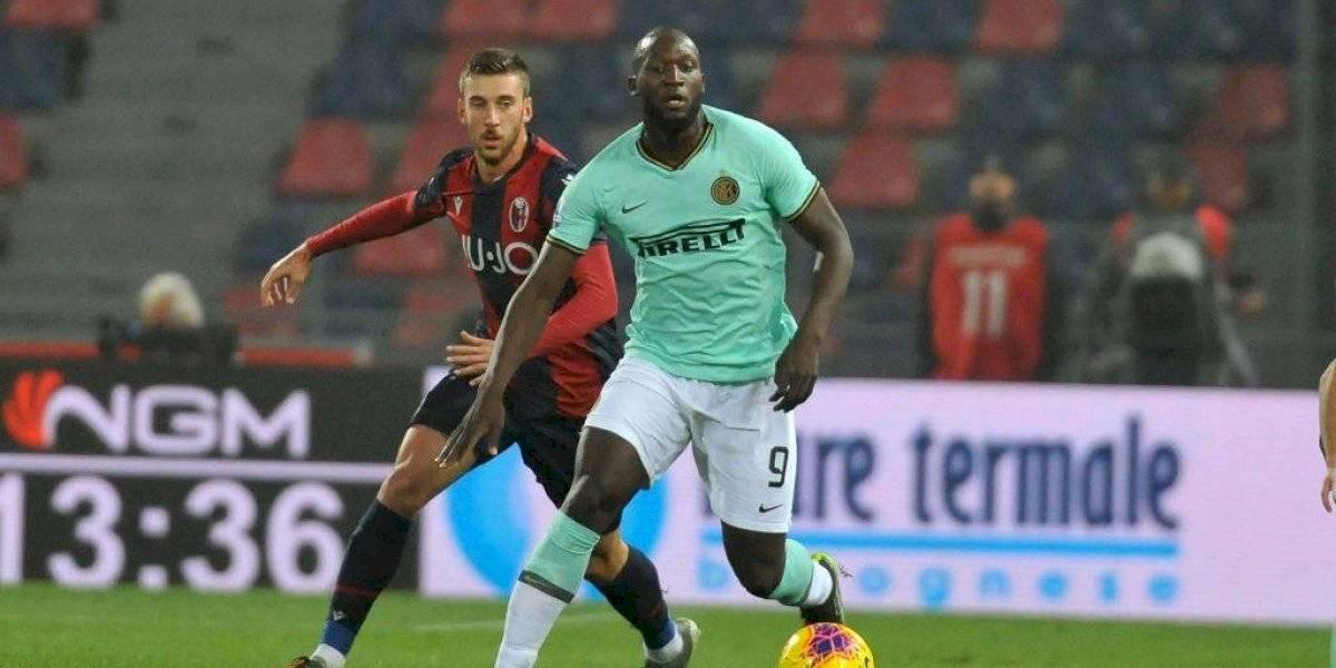 Serie A: Con doblete de Lukaku y sin el lesionado Alexis Inter lo dio vuelta para vencer al Bologna de Gary Medel