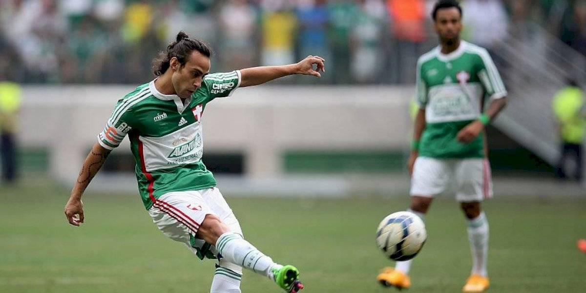 """Jorge Valdivia le tira un guiño a Palmeiras y alaba a Jorge Sampaoli: """"Trabaja mucho, es detallista y profesional"""""""