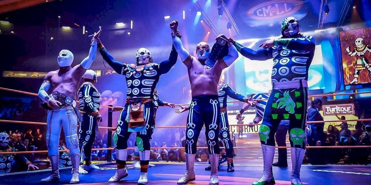 Carístico y Místico, nuevos campeones de pareja del CMLL