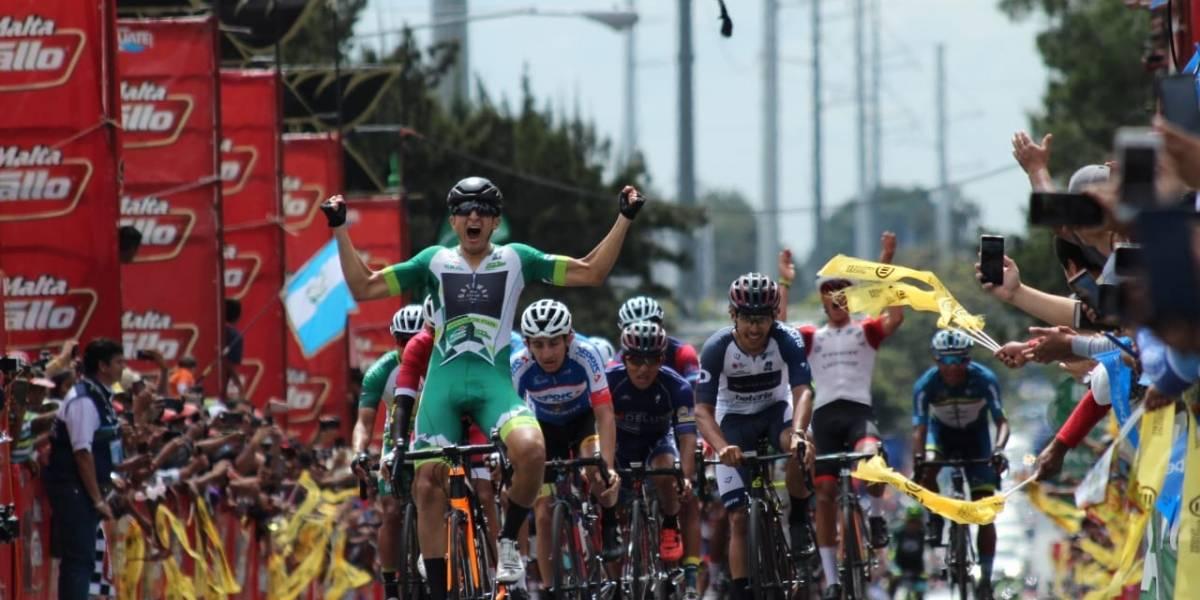 Conoce al equipo guatemalteco que participará en Vuelta Ciclística a Costa Rica
