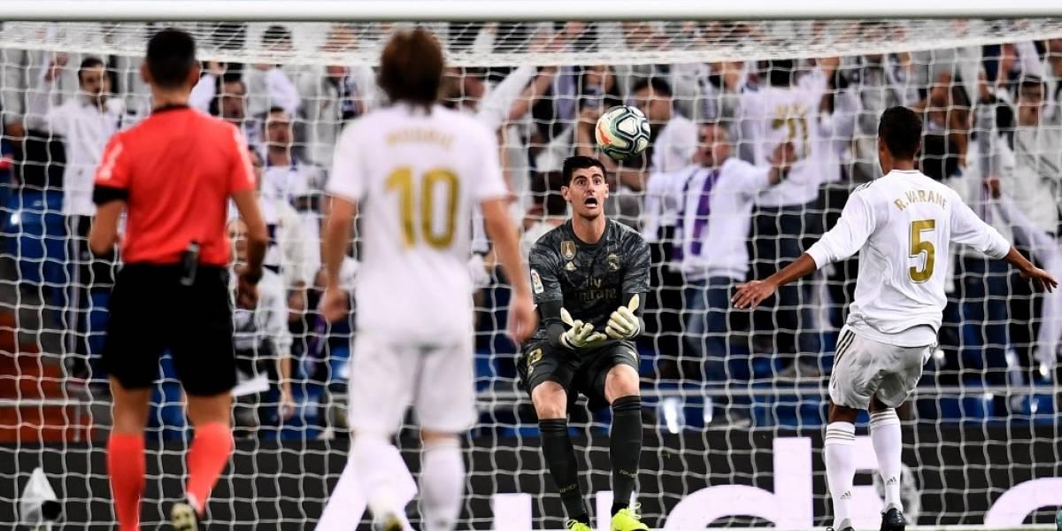 El VAR impide victoria del Real Madrid