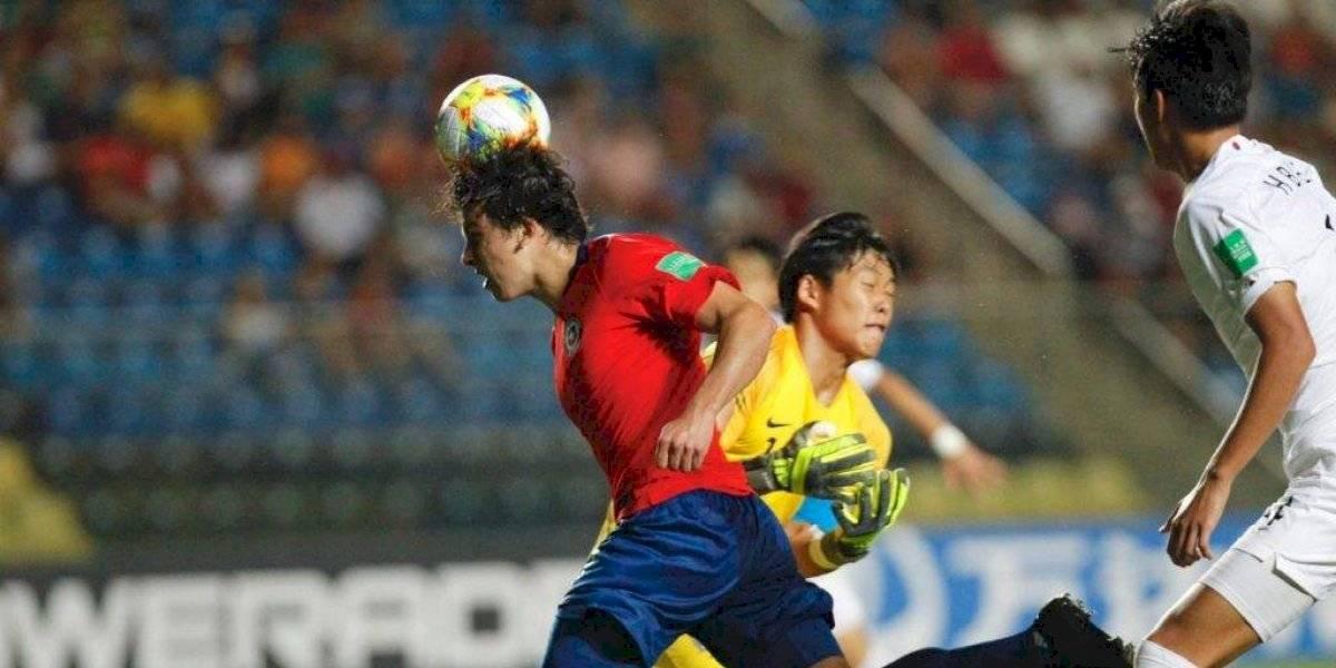 Así vivimos la derrota de la Roja Sub 17 ante Corea del Sur en el cierre del grupo C del Mundial Sub 17