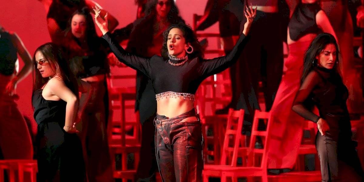 Rosalía tiene su gran noche en los MTV EMAs 2019