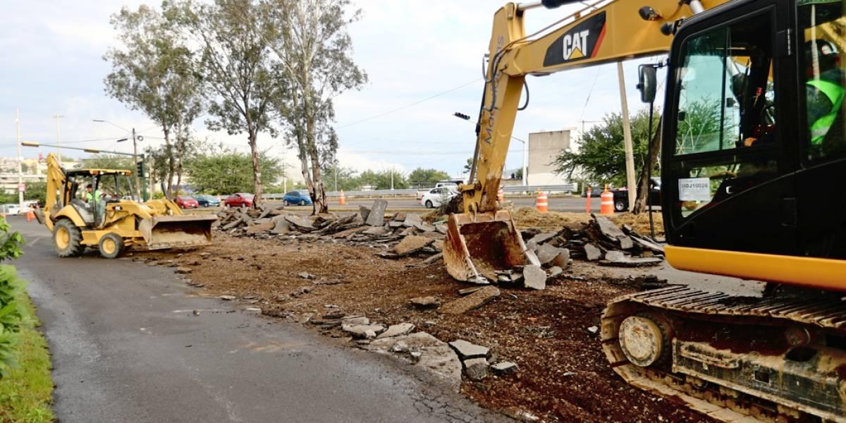 Inician las obras del Peribús en la Zona Metropolitana de Guadalajara