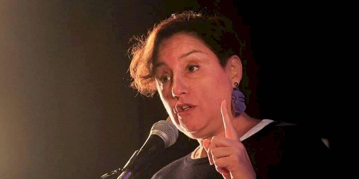 """Acuerdo Constitucional bajo la mirada de Beatriz Sánchez: """"estoy 100 por ciento de acuerdo con el pacto que se firmó"""""""