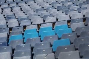 Butacas del estadio Doroteo Guamuch Flores