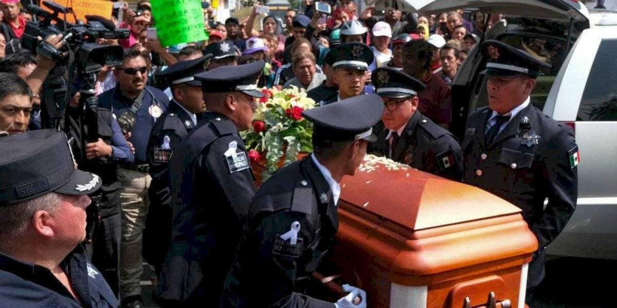 Rinden homenaje a Francisco Tenorio en Valle de Chalco