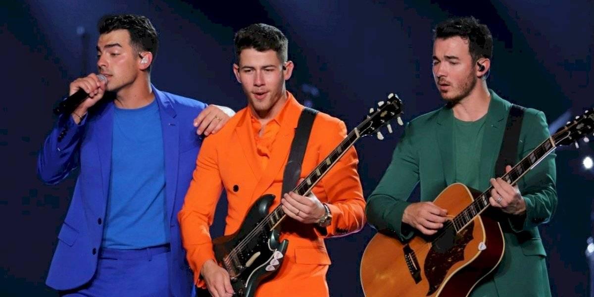 Jonas Brothers contagiaron su felicidad a los tapatíos