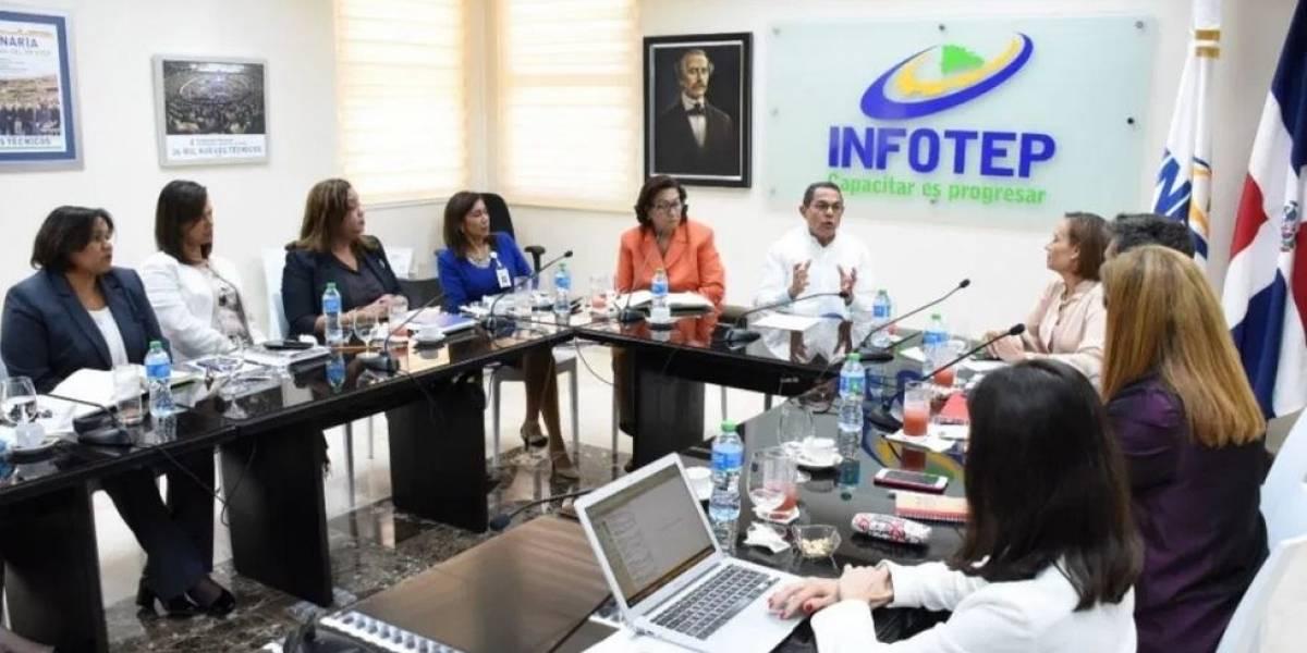 INFOTEP dice aportará 452 ofertas formativas al Marco Nacional de Cualificaciones
