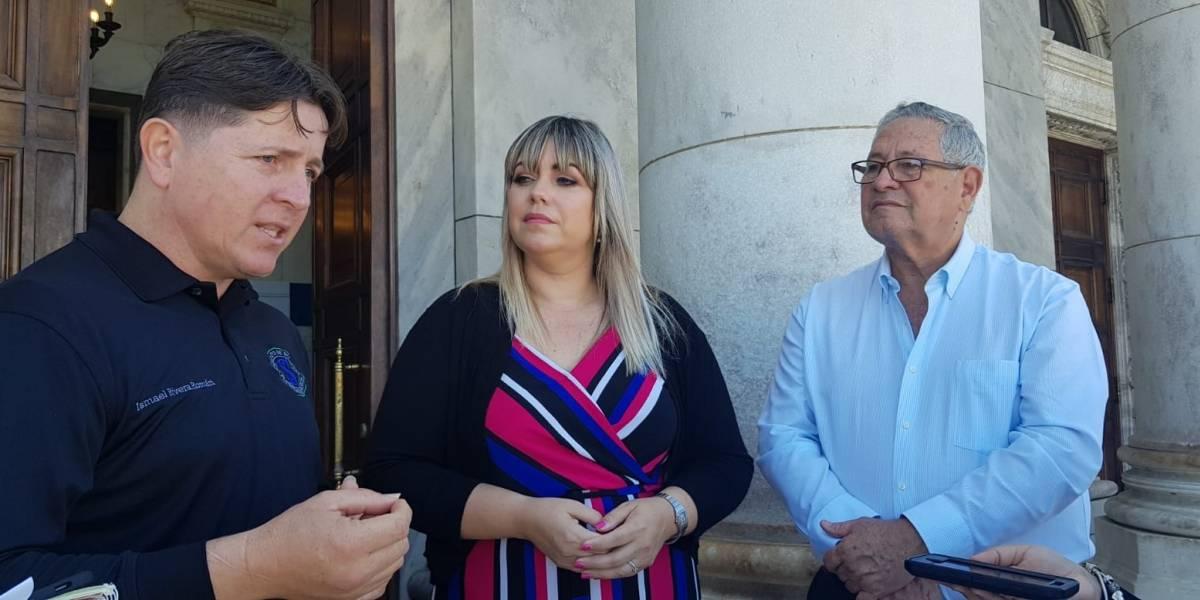 Gremios de servidores públicos endosan a Keren Riquelme en elección especial al Senado
