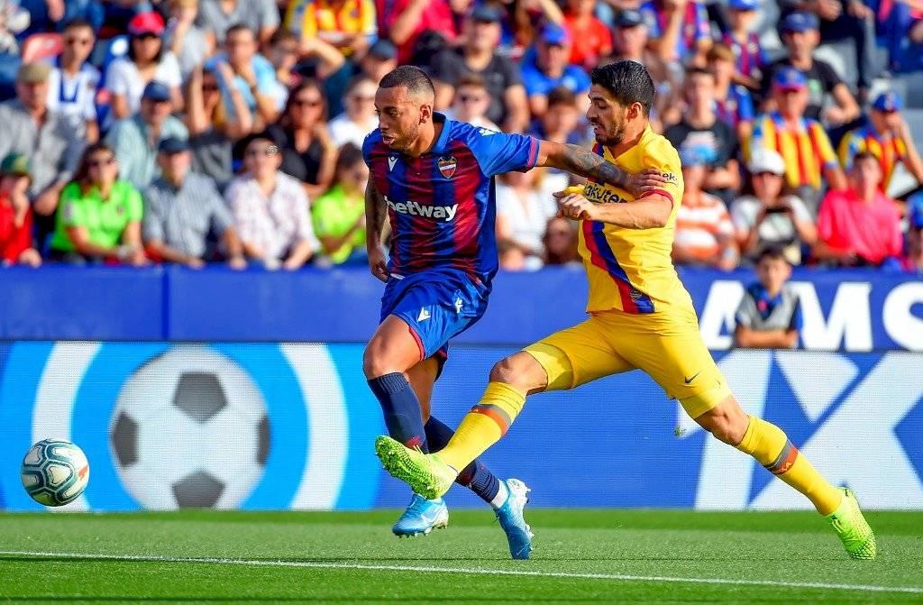 Luis Suárez lesion Barcelona no jugará Champions