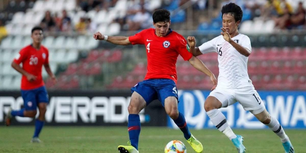 ¿Cuándo, a qué hora y contra quién juega Chile los octavos de final del Mundial Sub 17?