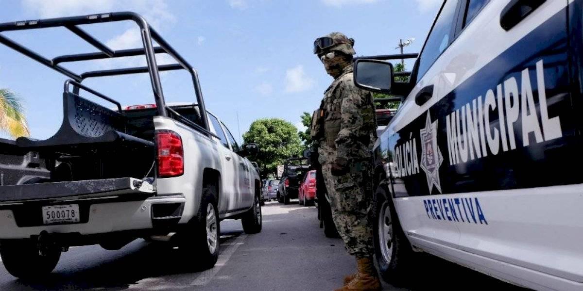 Turista española es tomada como rehén durante asalto en Cancún