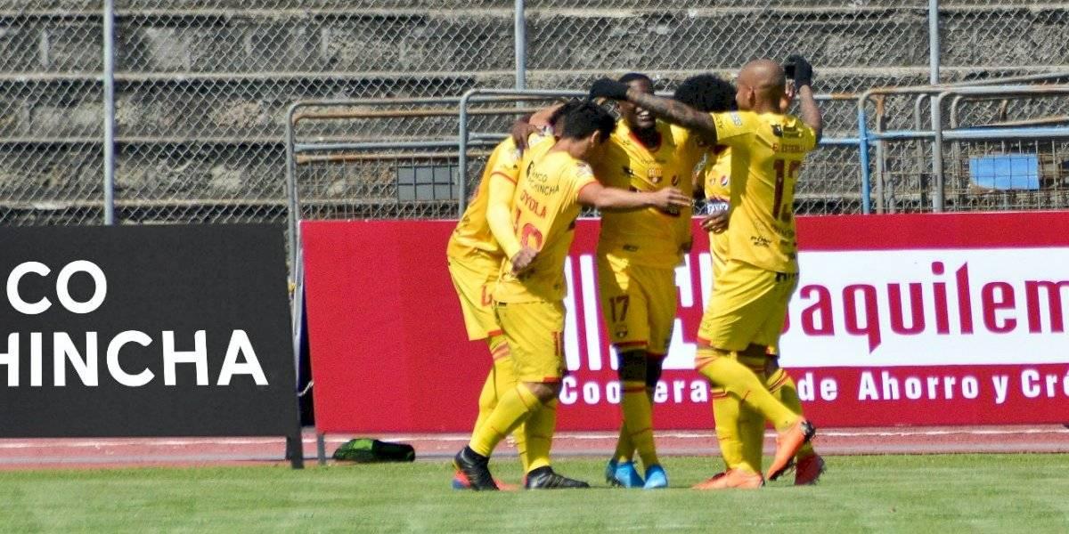 Barcelona SC termina segundo y consigue cupo para la Copa Libertadores