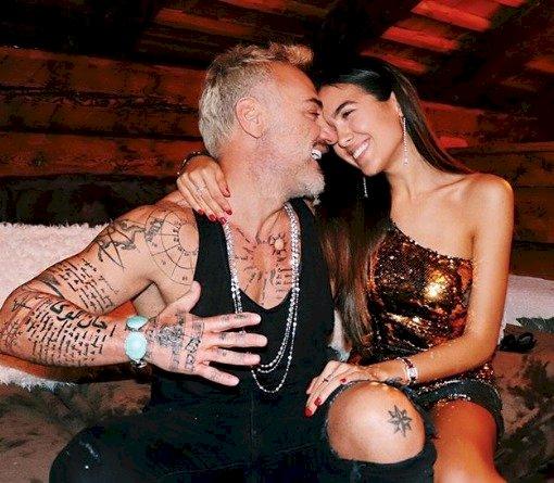 Sharon Fonseca y Gianluca Vacchi Instagram