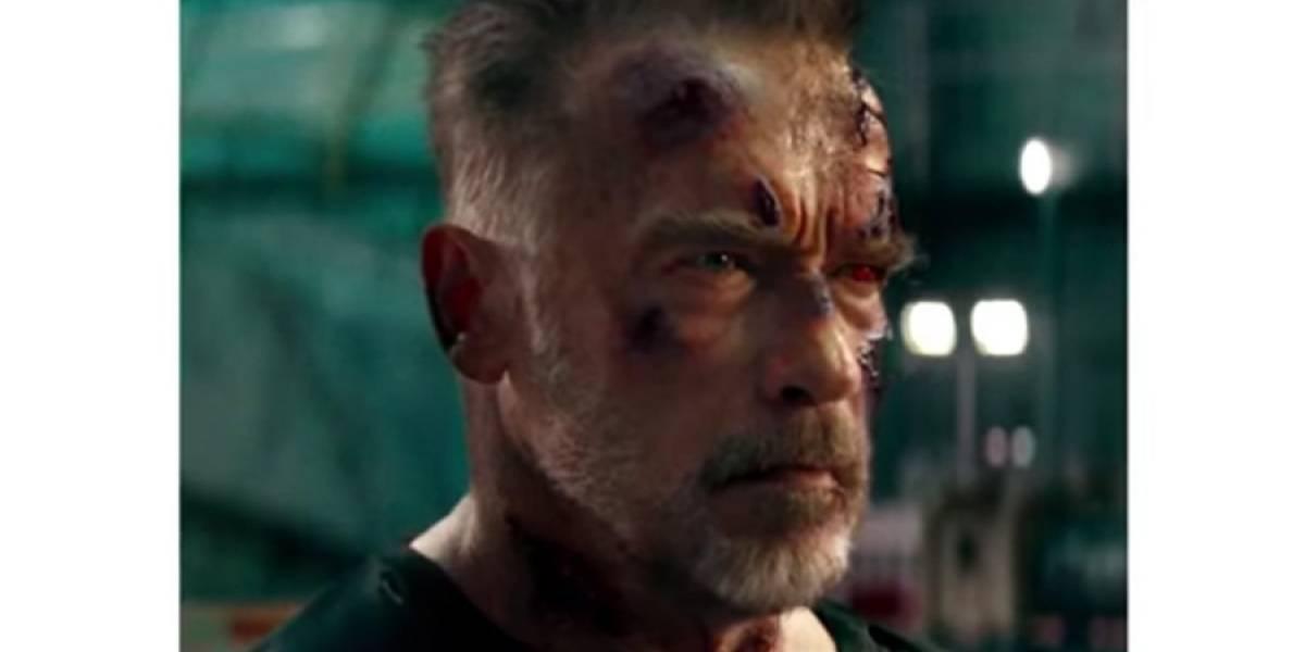 """""""Terminator"""" destruye al """"Joker"""" en lucha por la taquilla en Norteamérica"""