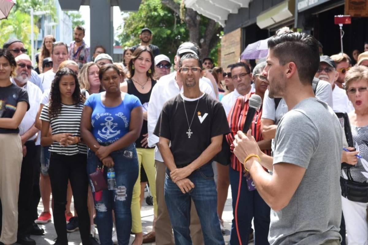 Manuel Natal anuncia aspiración a la alcaldía de San Juan