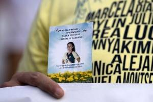 Homenaje Diana GonzálezHomenaje Diana González