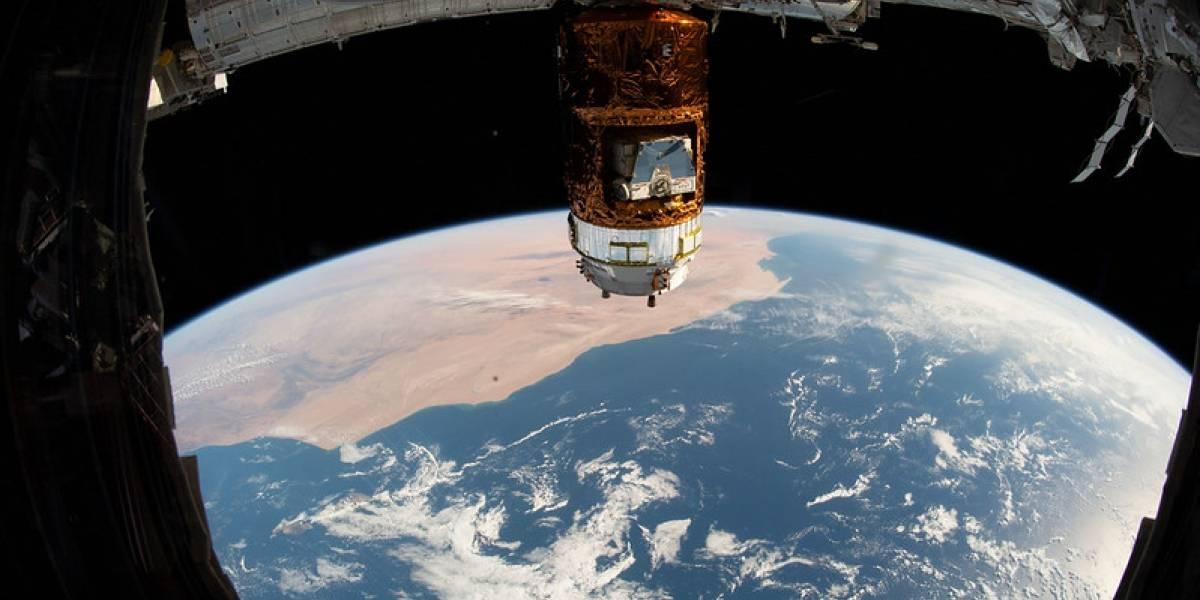 Astronauta da NASA registra impressionante sequência de imagens desde o espaço