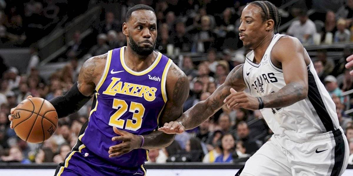 NBA: Los Angeles Lakers no para de ganar y se sostiene como líder de la Conferencia Oeste