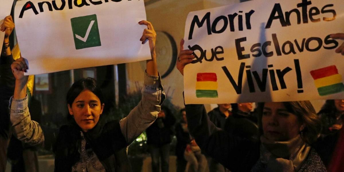 Bolivia: Vuelven las protestas y dan ultimátum a Evo Morales