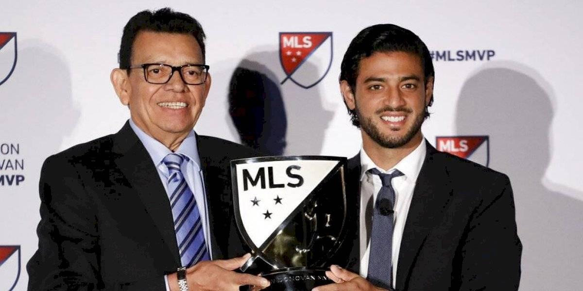 Carlos Vela, primer mexicano en ganar MVP en la MLS