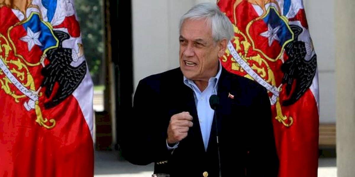 """""""Por supuesto que voy a llegar al fin de mi Gobierno"""": Piñera da su primera entrevista tras estallido social y asegura estar dispuesto a conversar """"una reforma a la Constitución"""""""
