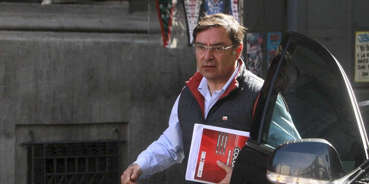 Comisión de diputados aprobó acusación constitucional contra intendente Felipe Guevara