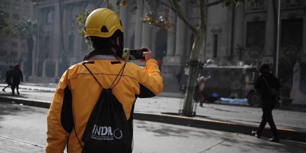 """""""Deben ser 3 mil, si es que no más"""": INDH admite que cifra de heridos en protestas sería el doble a la oficial"""